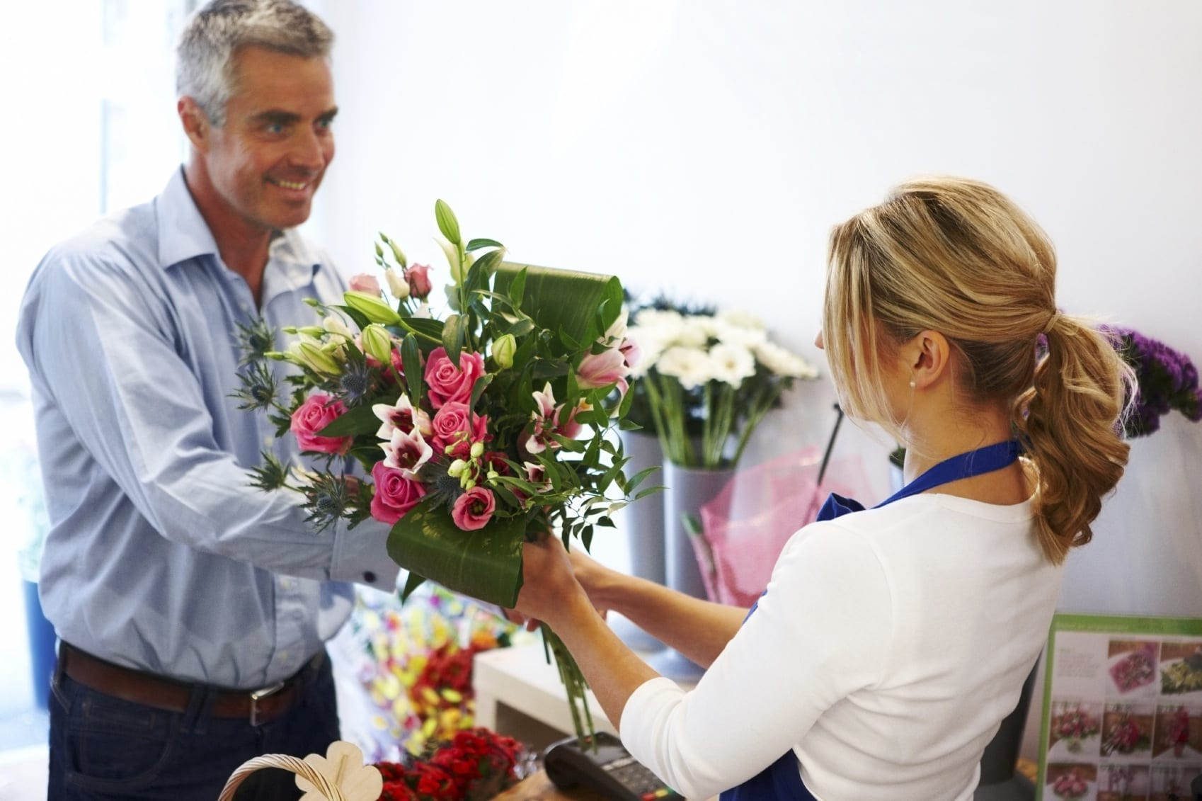 FMRF Study Identifies Floral Purchasing Barriers